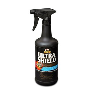 Ultra Shield black inkl. Sprayer